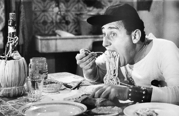Alberto Sordi Spaghetti