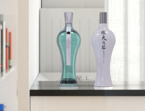 Baijiu Bottle Yanghe