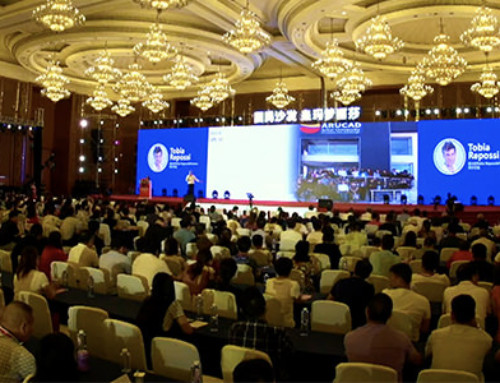 Presentation Arkin Innovation Hub in China