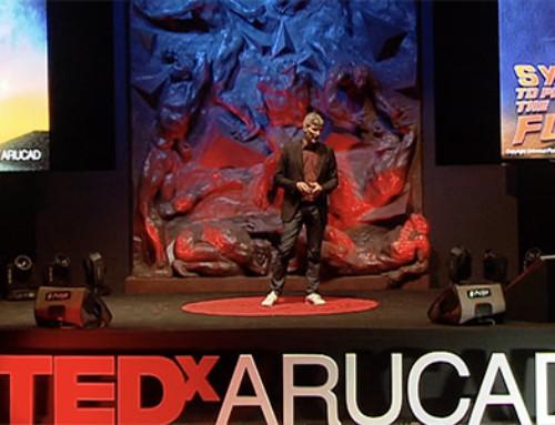 Tobia Repossi TEDx ARUCAD